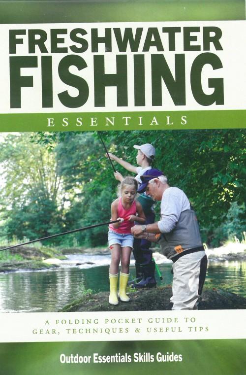 freshwater fishing pocket guide