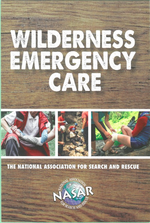 wilderness emergency pocket guide