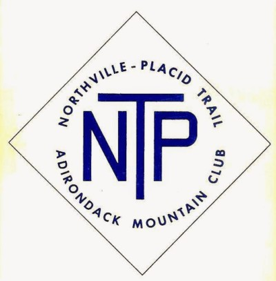 NPT trail marker and logo