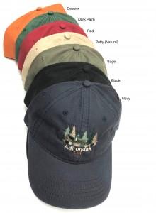 Adirondak Loj embroidered cap