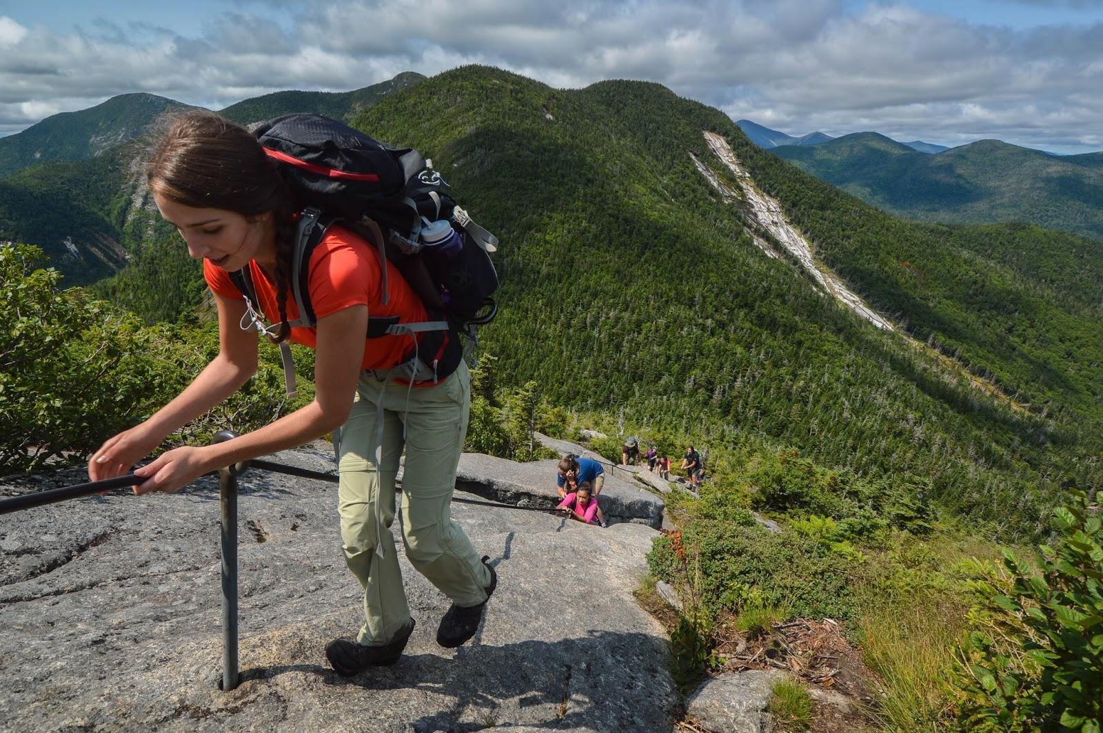 Adirondacks boy camp teen