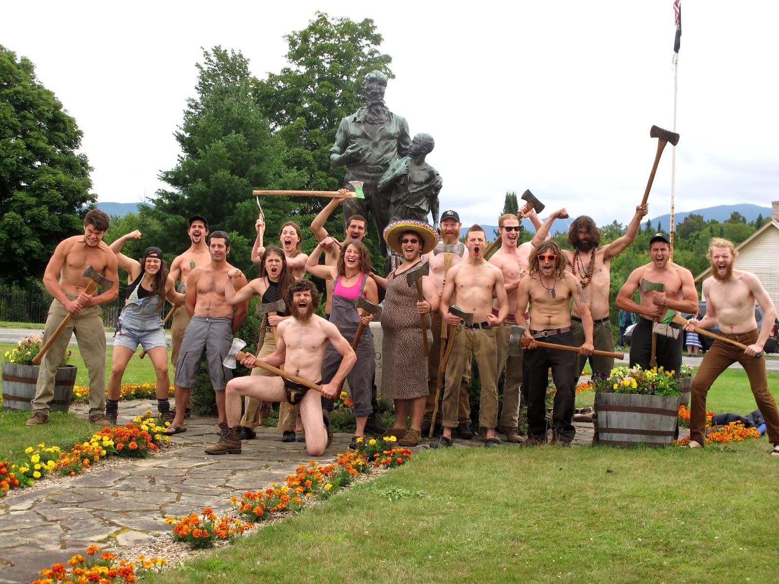 2014 Trail crew group photo