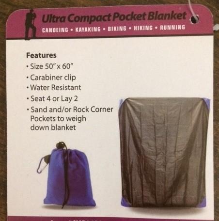 Pocket Blanket - 2