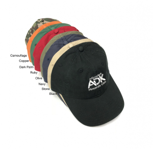 Brushed Twill Hat