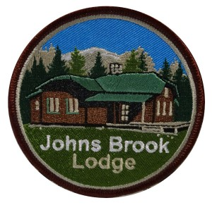 Image of Johns Brook Lodge patch