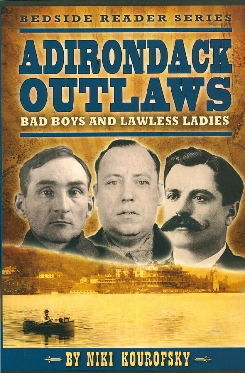Adirondack Outlaws Book