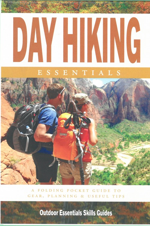 day hiking pocket guide
