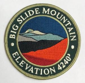 Big Slide Mountain Patch