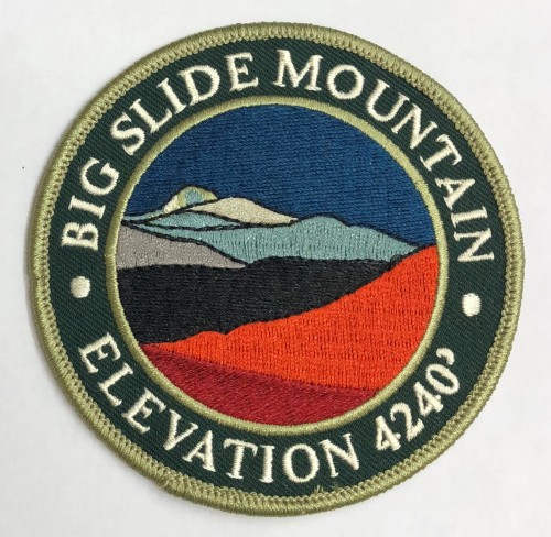 Big Slide Mountain Patch