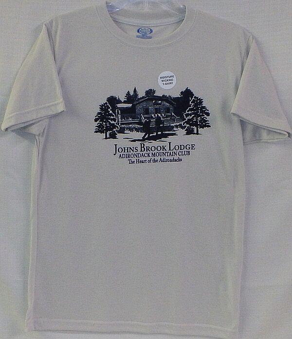 3544 - Adirondack Loj Cotton Tee