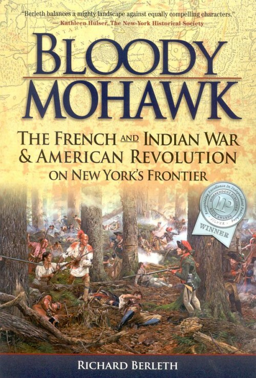Bloody Mohawk Book