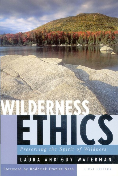 Wilderness Ethics Book