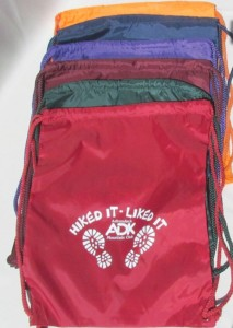 Drawstring Back Pack