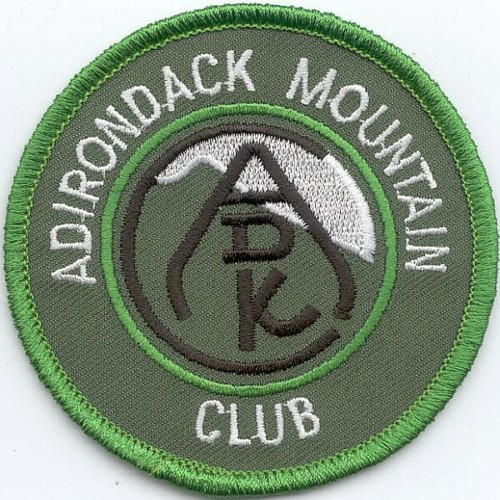 ADK Traditional Logo Patch