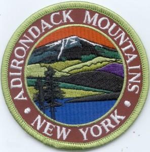 Adirondack Mountain Patch