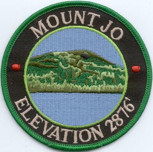 Mount Jo Patch