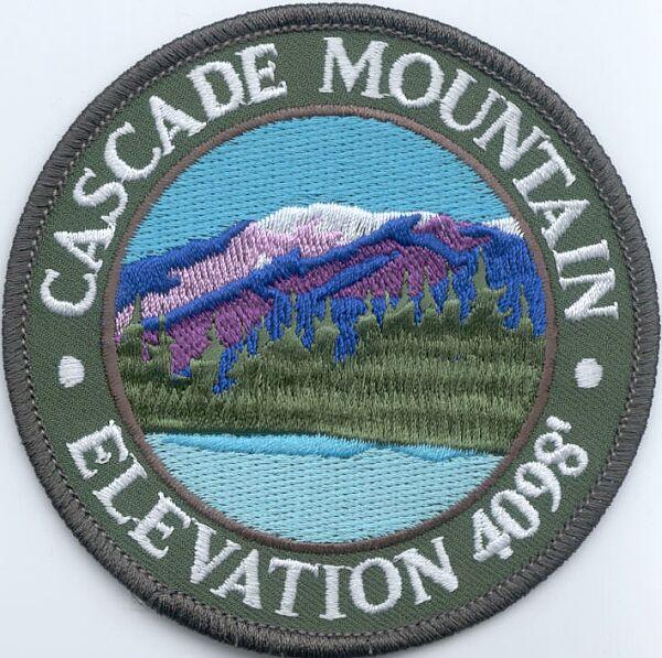 Cascade Mountain Patch