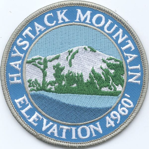 Haystack Mountain Patch