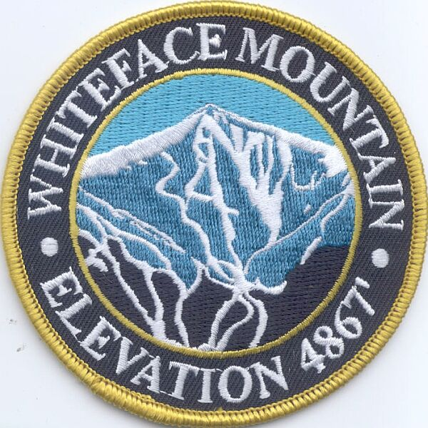 Whiteface Mountain Patch
