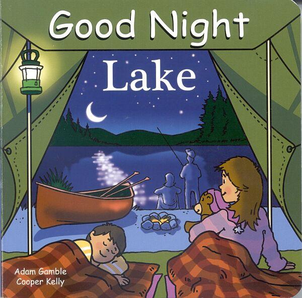 Good Night Lake Book