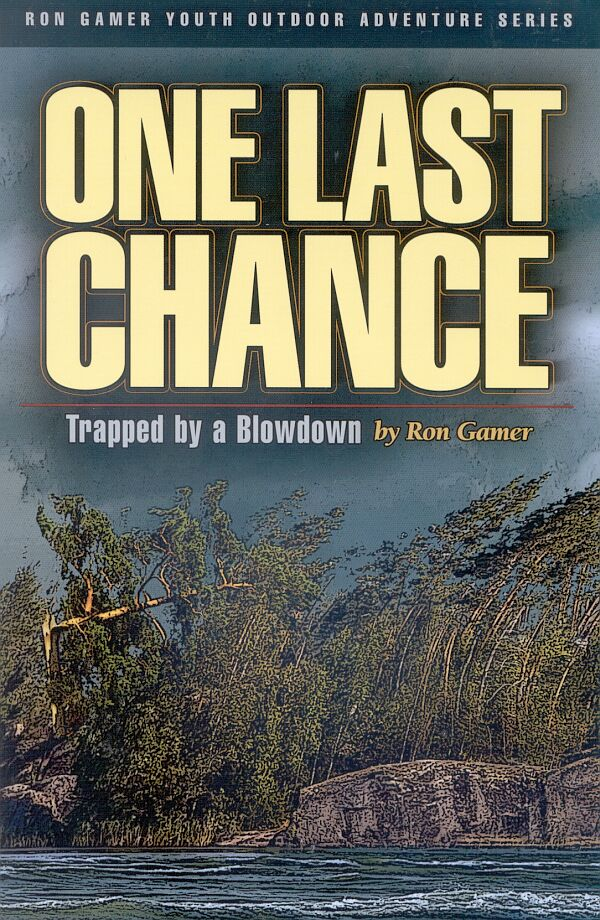 One Last Chance Book