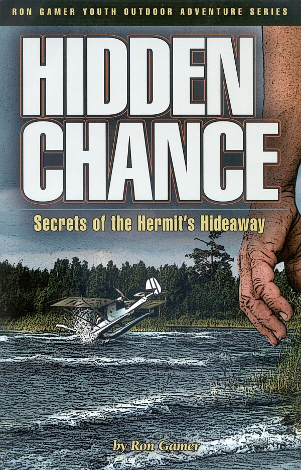 Hidden Chance Secrets of the Hermit's Hideaway Book
