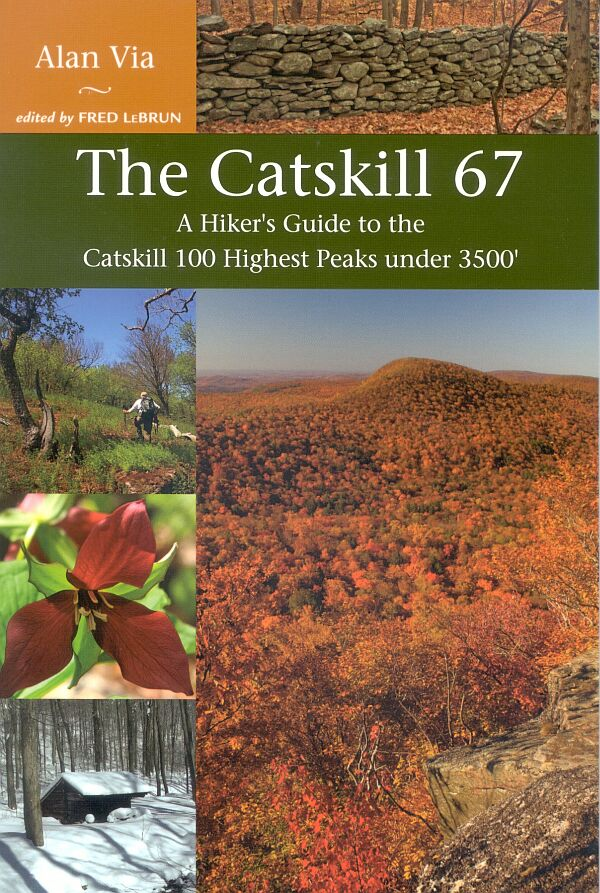 ADK The Catskill 67 book