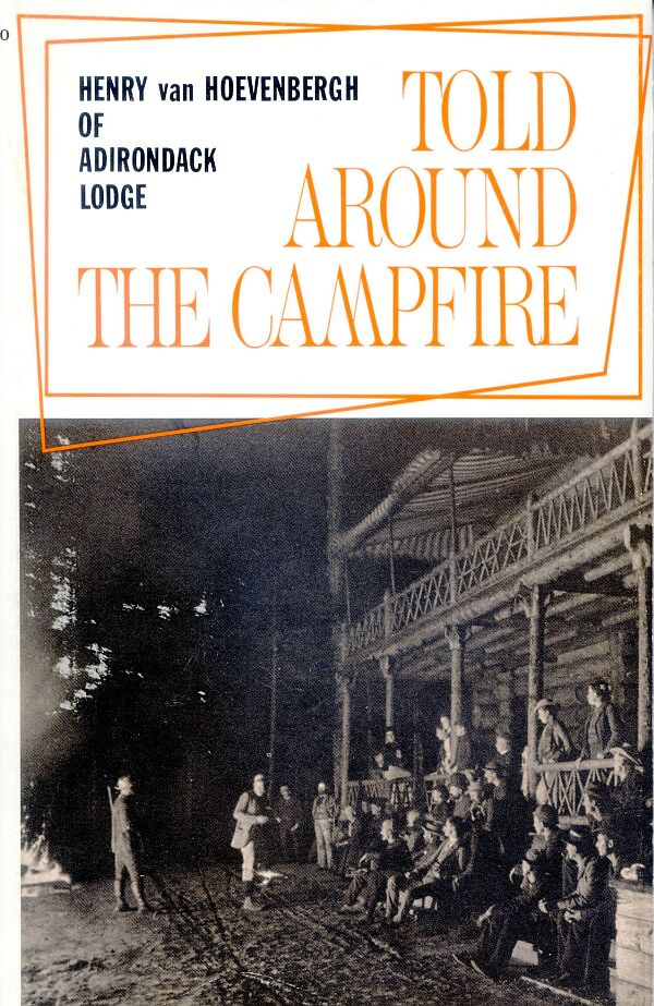 Told Around the Campfire book