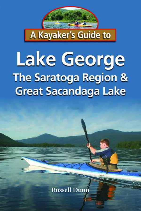A Kayaker's Guide to Lake George guide book