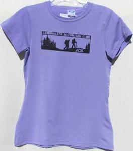 Purple Women's Moisture Wick Shirt