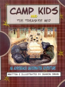 Camp Kids and The Treasure Map Book
