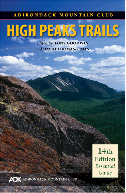 ADK High Peaks Trails guide book
