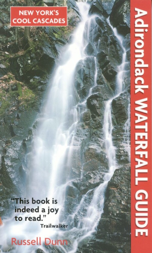 Adirondack Waterfall Guide book