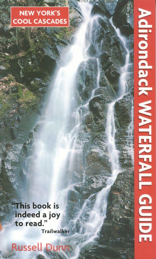 Adirondack Waterfall Guide book