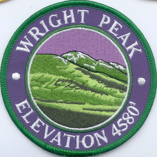 Wright Peak Patch