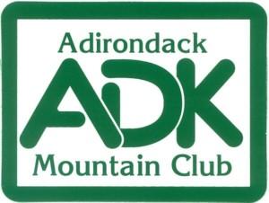 ADK Rectangle Sticker