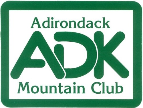 ADK Rectangle Sticker