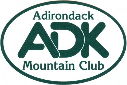 ADK oval sticker
