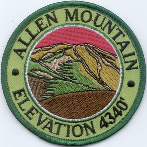 Allen Mountain Patch