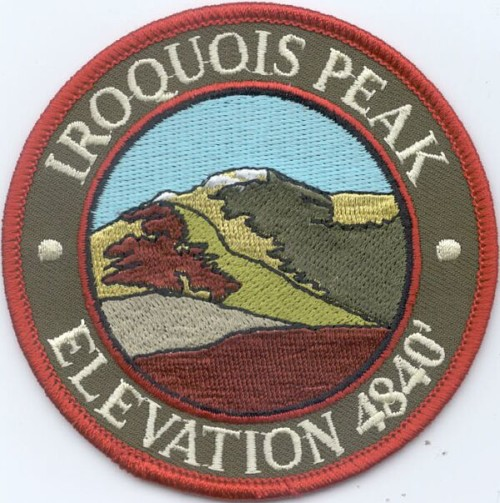 Iroquois Peak Patch