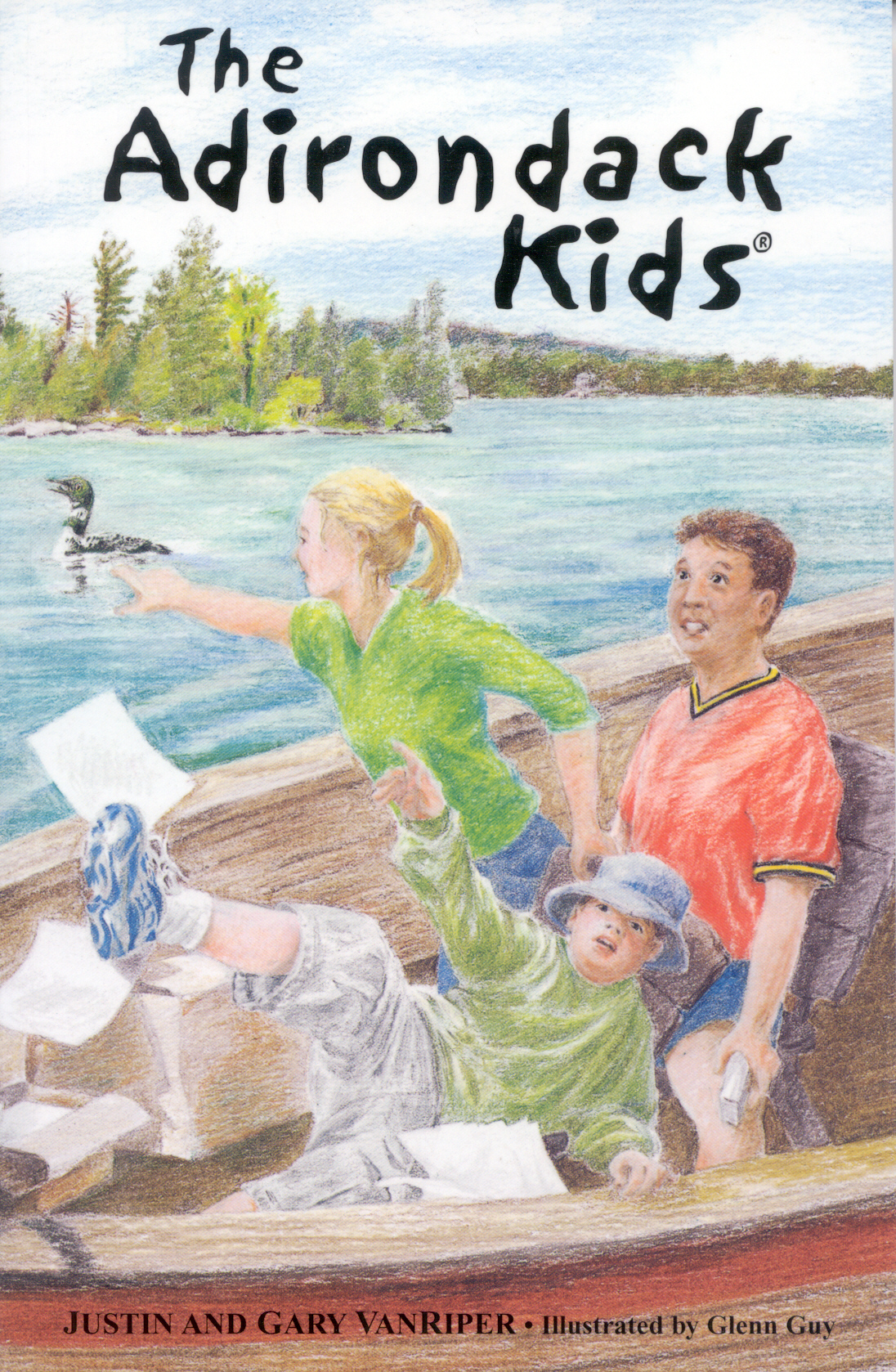 The Adirondack Kids Book 1