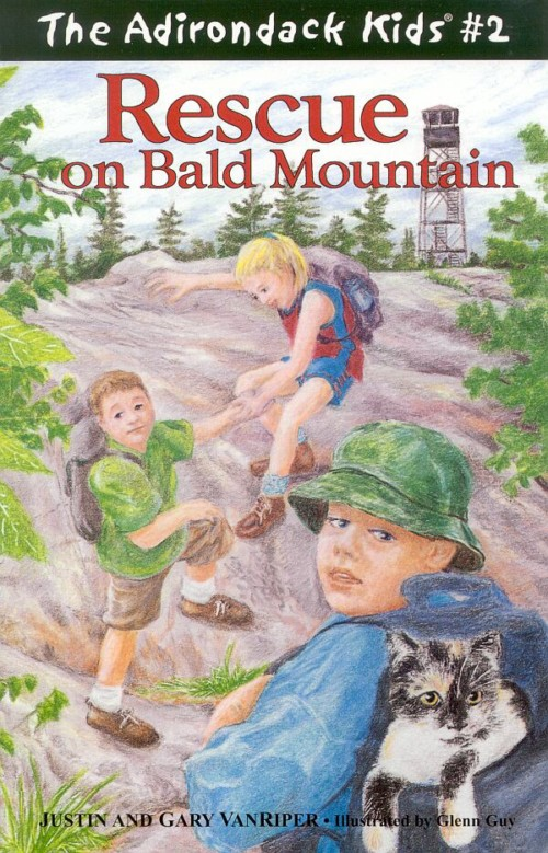 The Adirondack Kids Book 2 Rescue on Bald Mountain