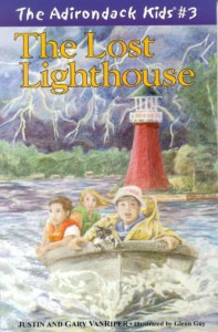 The Adirondack Kids Book 3 The Lost Lighthouse