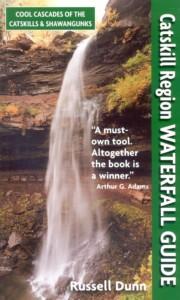 Catskill Region Waterfall Guide book