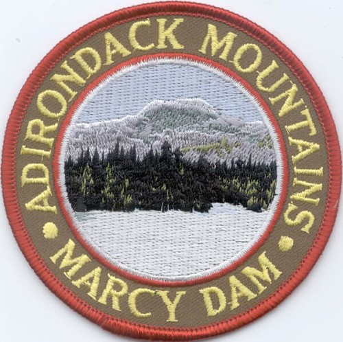 Marcy Dam Patch