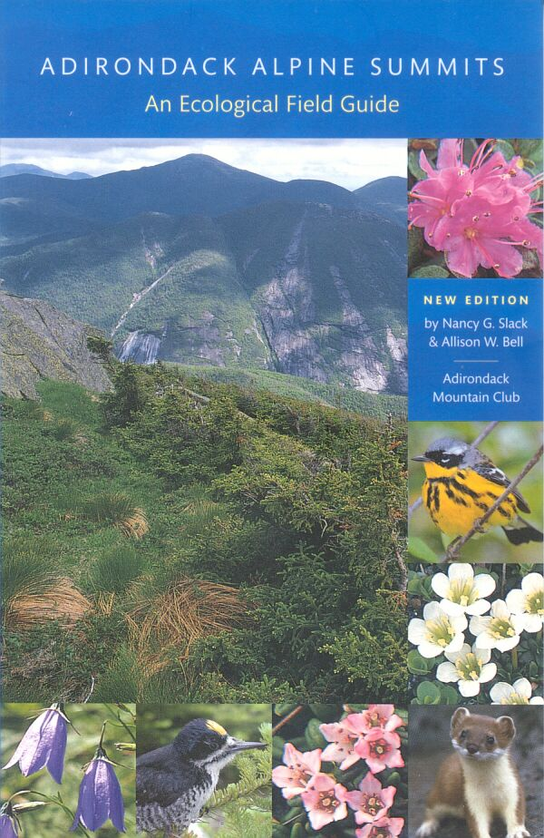 ADK Adirondack Alpine Summits book