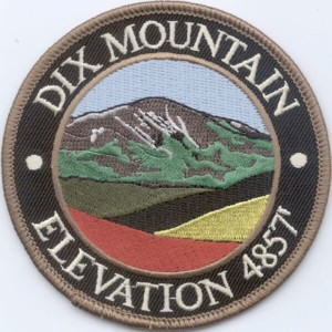 Dix Mountain Patch