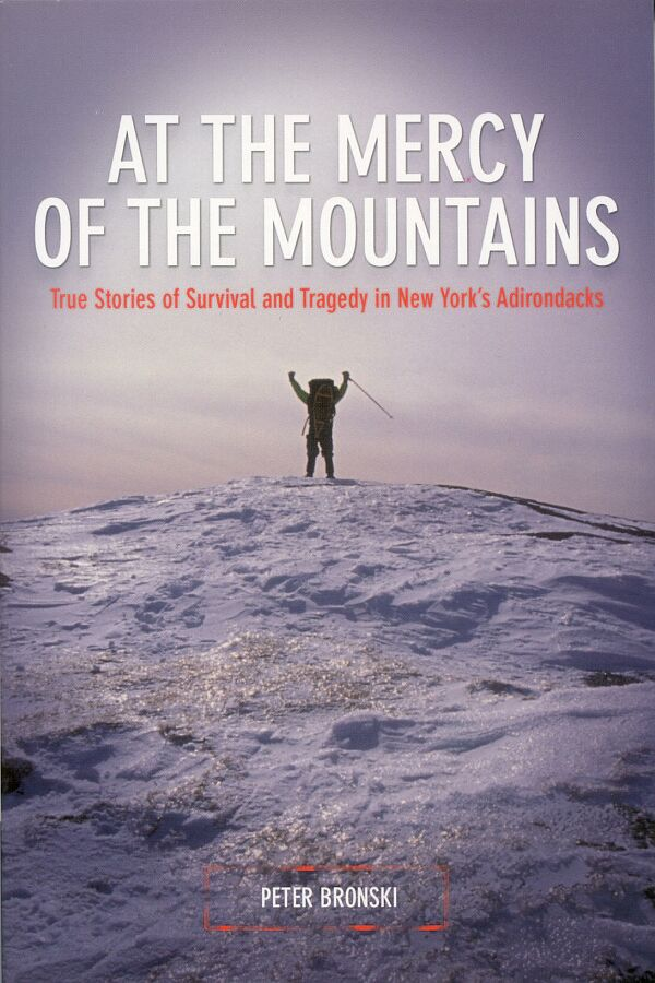 At the Mercy of the Mountains Book