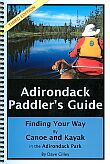 Adirondack Paddler's Guide book