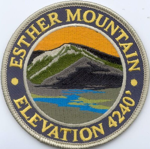 Esther Mountain Patch